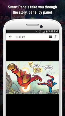 Marvel Unlimited - screenshot
