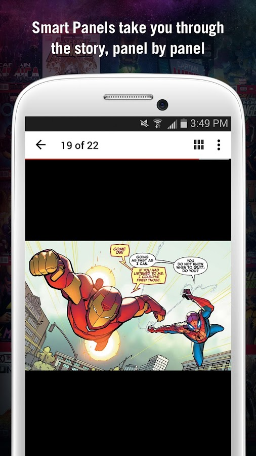 Marvel Unlimited- screenshot