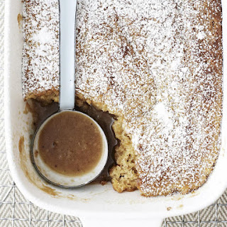 Hazelnut Butterscotch Pudding Cake