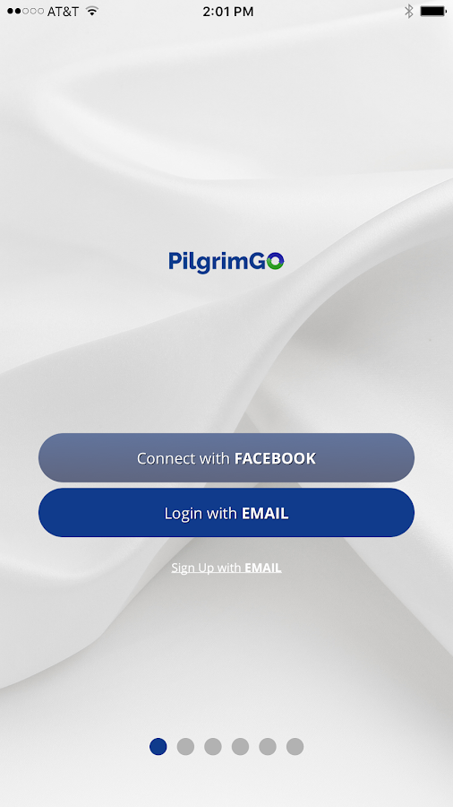 PilgrimGO- screenshot