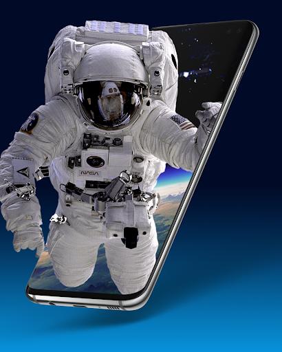 Live Wallpapers 4Κ & 3D/HD Backgrounds: GRUBL™ screenshot 2