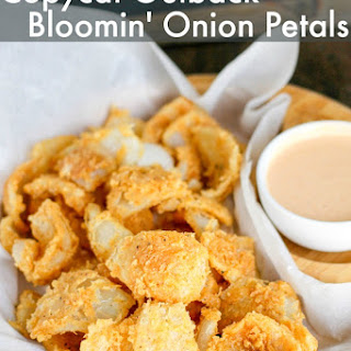 Outback Bloomin' Onion Petals.