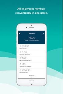 Bigbank mobile credit card- screenshot thumbnail