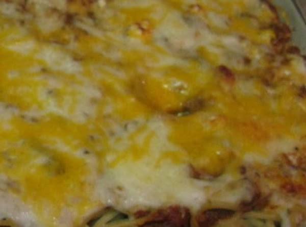 Baked Spaghetti Ii Recipe