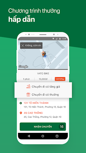VATO Driver 5.13.1 screenshots 2