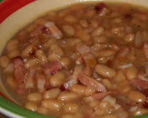 Baked Beans, Aldine Hotel Style