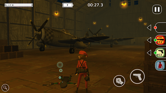 Enemy Gates Stealth War Apk Download For Android and Iphone Mod Apk 3
