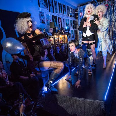 """A truly otherworldly space"": Heartbeat Opera's Drag Extravaganza"