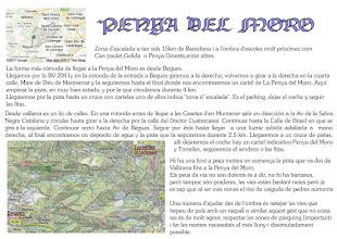 Photo: Barcelona - Penya del Moro_Torrelles de LLobregat -01- Acceso