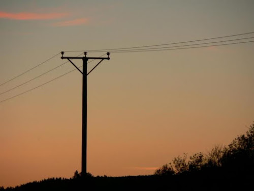Poles and wires sale will fund local infrastructure