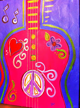Photo: Decorate your own guitar
