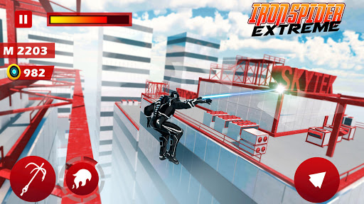 Iron Spider Extreme modavailable screenshots 6