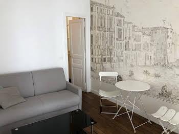 Appartement meublé 2 pièces 29,45 m2