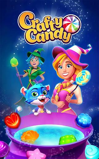 Crafty Candy – Match 3 Magic Puzzle Quest screenshot 5