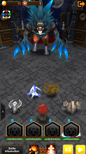Hexmon War- Monster Collecting RPG Screenshot