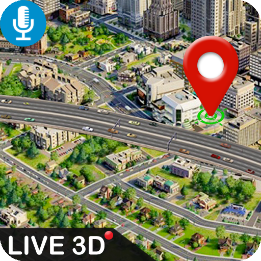 Live Street View: Live Earth Map Navigation