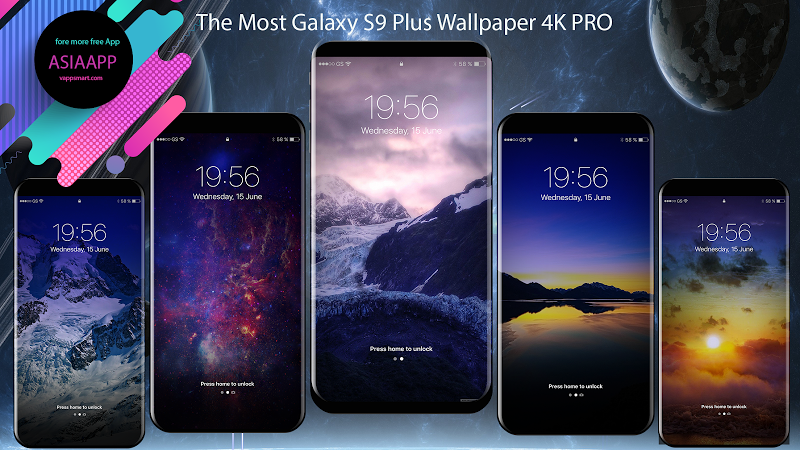 S9 Plus Wallpapers 4k Latest Version For Android Download Apk