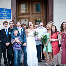 Wedding photographer Polina Kapelyush (chemdroppy). Photo of 29.05.2013