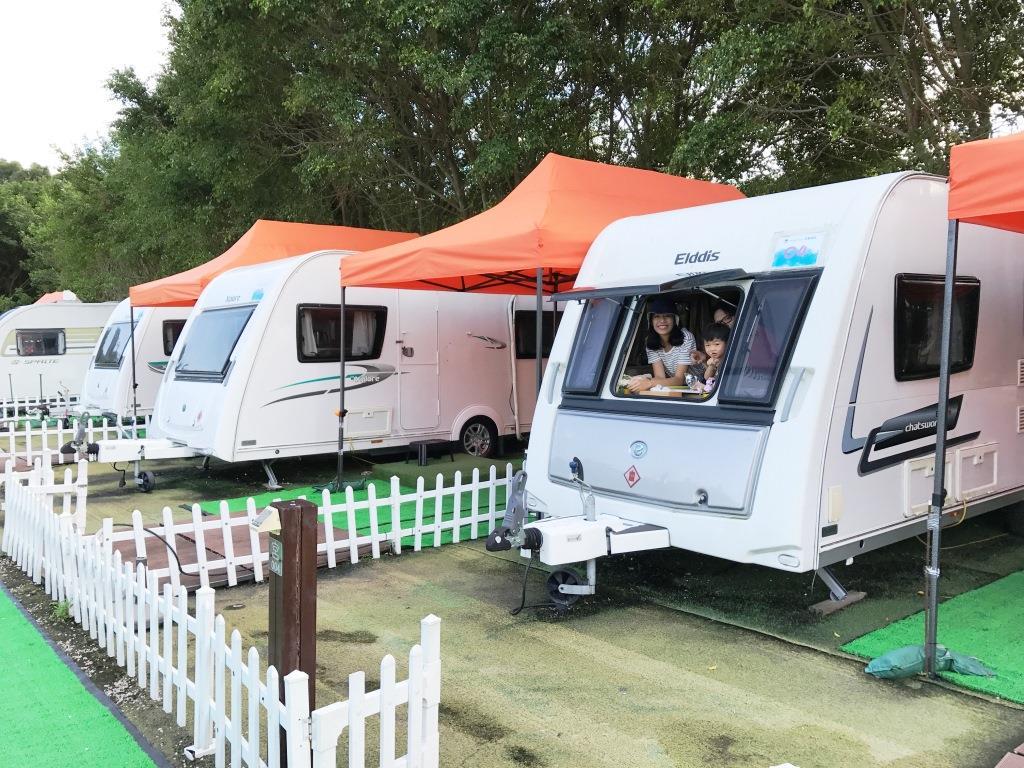 親子露營-名樂漁莊