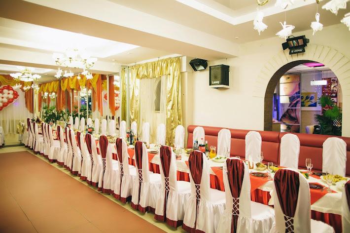 Фото №1 зала Laff Cafe