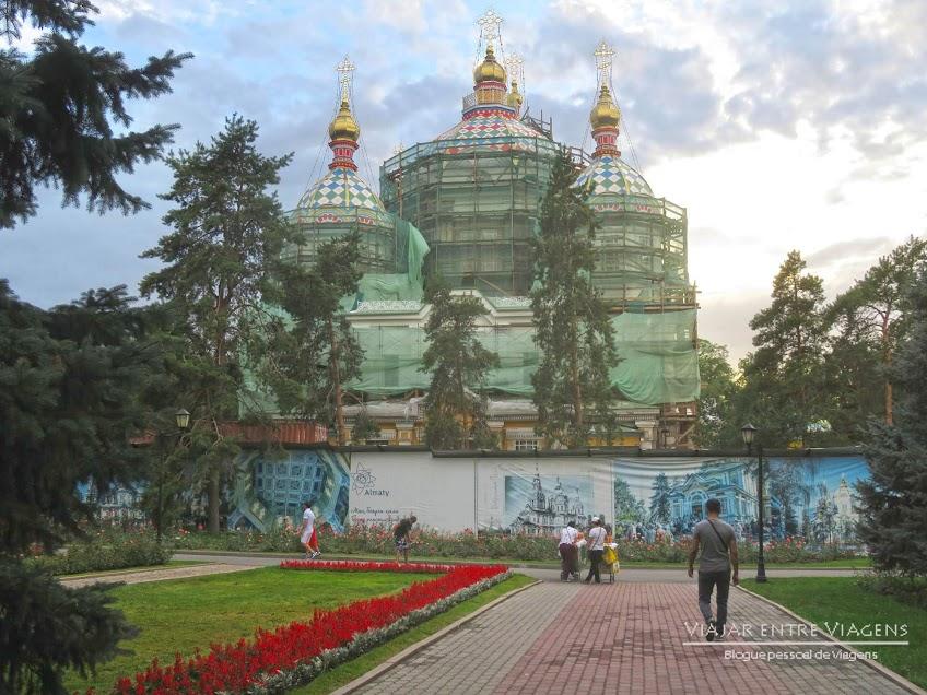 Visitar ALMATY - Os melhores lugares para conhecer na cidade | Cazaquistão