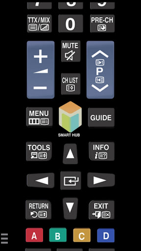 TV (Samsung) Remote Control 2.2.2 screenshots 2