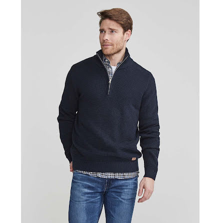 Holebrook Bradley T-neck navy