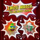 Saúde mental - encontrar pares emoji show memoria icon