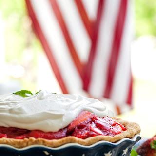 Sweet Strawberry Pie.