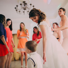 Wedding photographer Aleksandra Skvorcova (alexandraskv). Photo of 03.07.2016