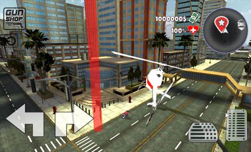 Crime City Game - Cars Fly 1.0.0.0 screenshots 2
