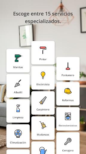 Jobin | Reparaciones, reformas, pintura y mudanzas Screenshots 2