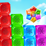 Ice Princess Cube Blast Icon