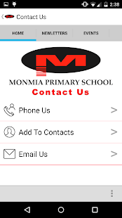 Monmia Primary School- screenshot thumbnail