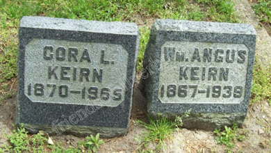 Photo: Keirn, coral L. and Willian Angus