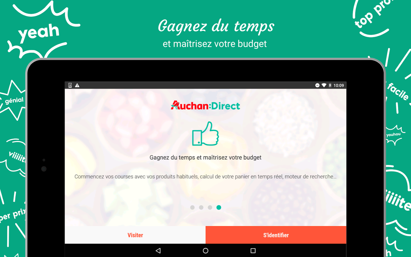 Auchan:Direct – Applications Android sur Google Play