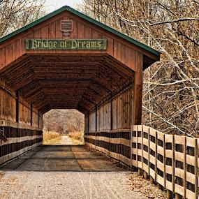 Bridge of Dreams by Patti Reddoch - Buildings & Architecture Bridges & Suspended Structures