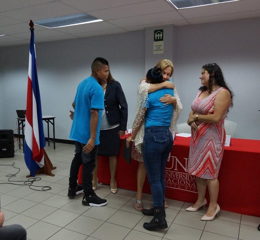 JÓVENES DEL CFJ ZURQUÍ SE GRADÚAN EN CONSTRUCCIÓN DE HABILIDADES PARA LA VIDA