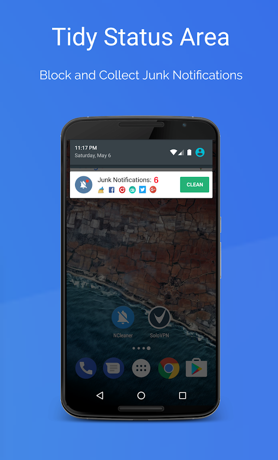 how to clear notifications on android