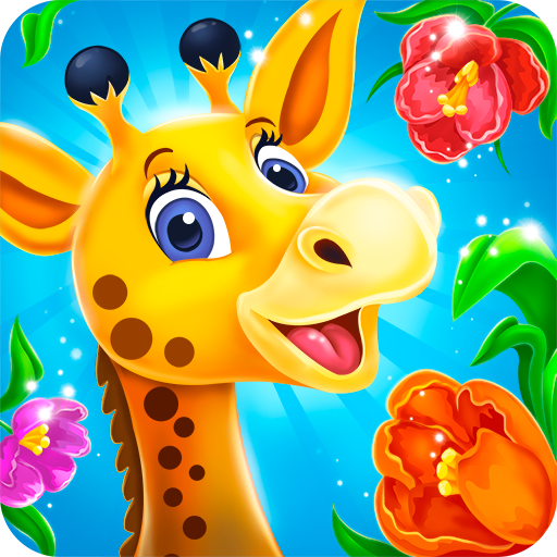 kids zoo - baby games (game)