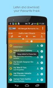 100 Bengali Romantic Songs screenshot