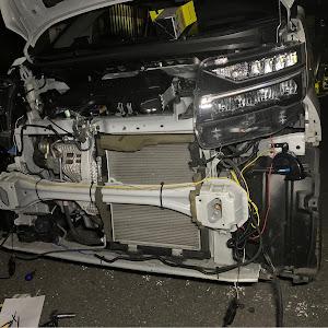 """ムーヴカスタム LA150S RS""""ハイパーSAIII""""のカスタム事例画像 すぎちゃん@30ヴェル乗りさんの2021年01月19日00:46の投稿"""