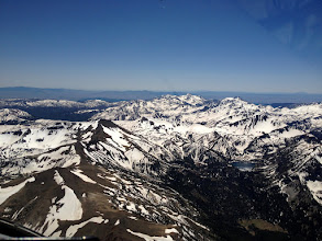 Photo: Cascade Range near Lake Chelan, Washington