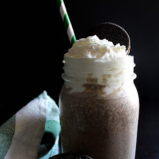 Cookies and Cream Protein Smoothie Recipe