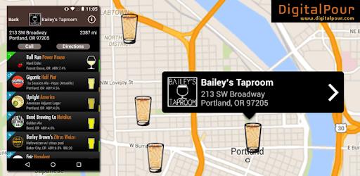 DigitalPour: Pocket Beer Menu - Apps on Google Play