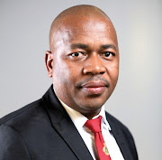 Ekurhuleni executive mayor Mzwandile Masina.