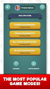 Dominoes Jogatina: Classic and Free Board Game 6
