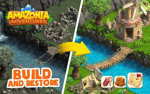 Amazonia Adventures screenshots 1