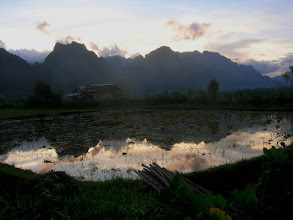 """Photo: Laos has become popular with tourists for its relaxed style of living and for retaining elements of the """"original Asia"""" lost elsewhere. Another place to re visit,One day :) http://en.wikipedia.org/wiki/Laos"""