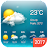 Weather forecasts widget free 8.0.1.1058.cw_release Apk